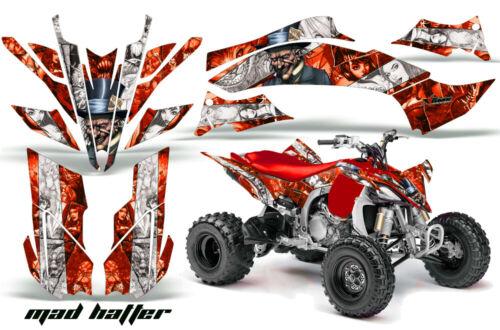 ATV Graphics Kit Decal Sticker Wrap For Yamaha YFZ450R//SE 2009-2013 HATTER-RW