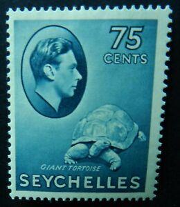 Seychelles-1938-75c-SG-145-Mint-lightly-hinged-Cat-85