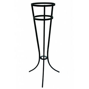 Image Is Loading Champagne Wine Bucket Stand Black Wrought Iron