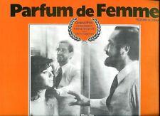 Dino RISI - Vittorio GASSMAN-  Agostina BELLI Synopsis PARFUM DE FEMME