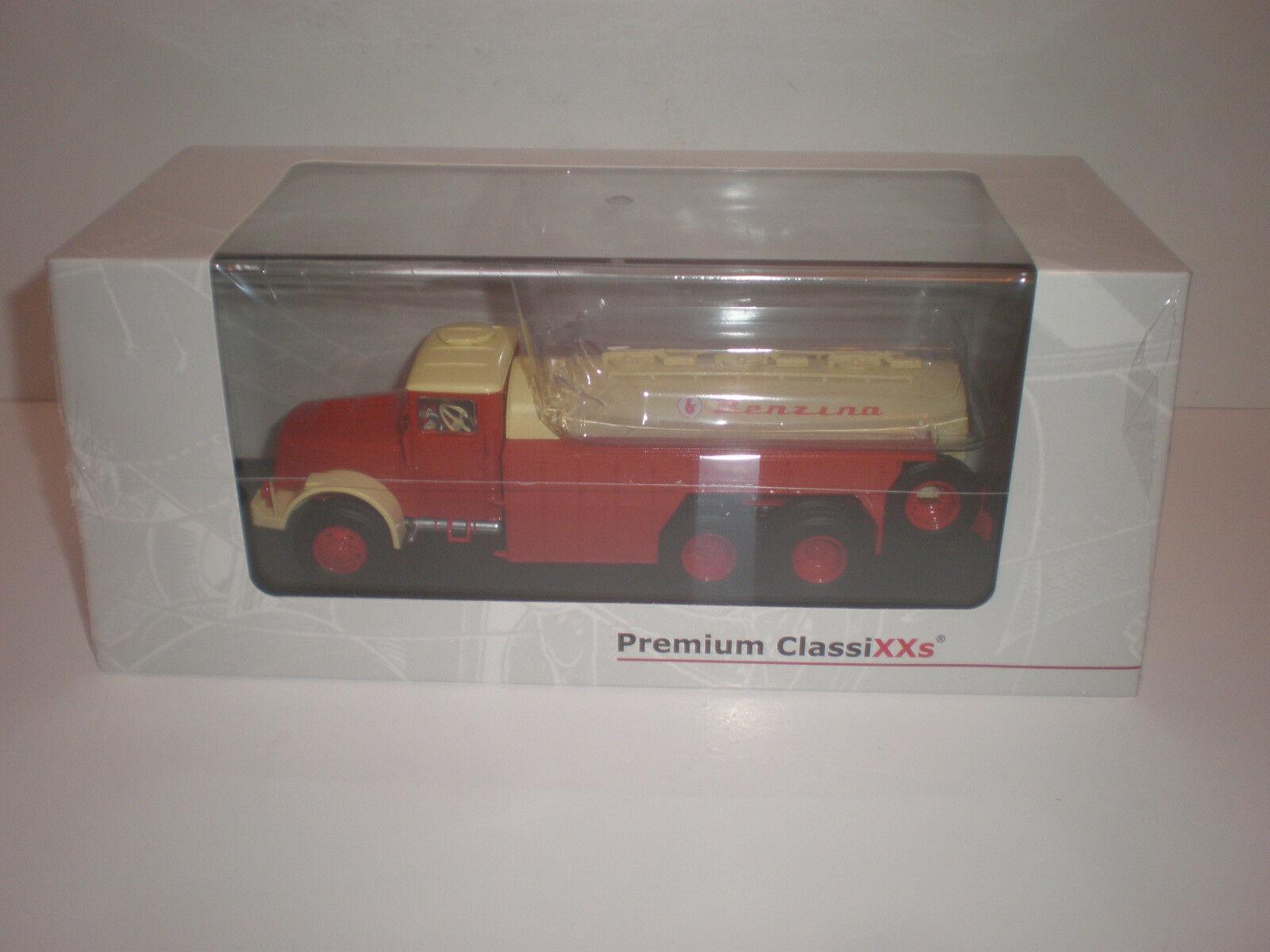 1 43 camión Tatra 111 C petrolero década de 1950 Premium ClassiXXs