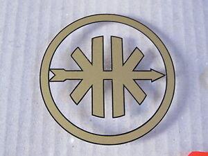 Details Zu Kreidler Aufkleber Kreidler Logo Groß
