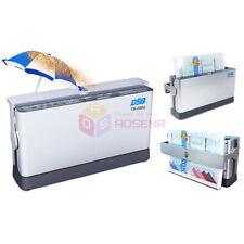 Tb 200e Thermal Glue Binding Machine Electric Documents Hot Melt Binder Office