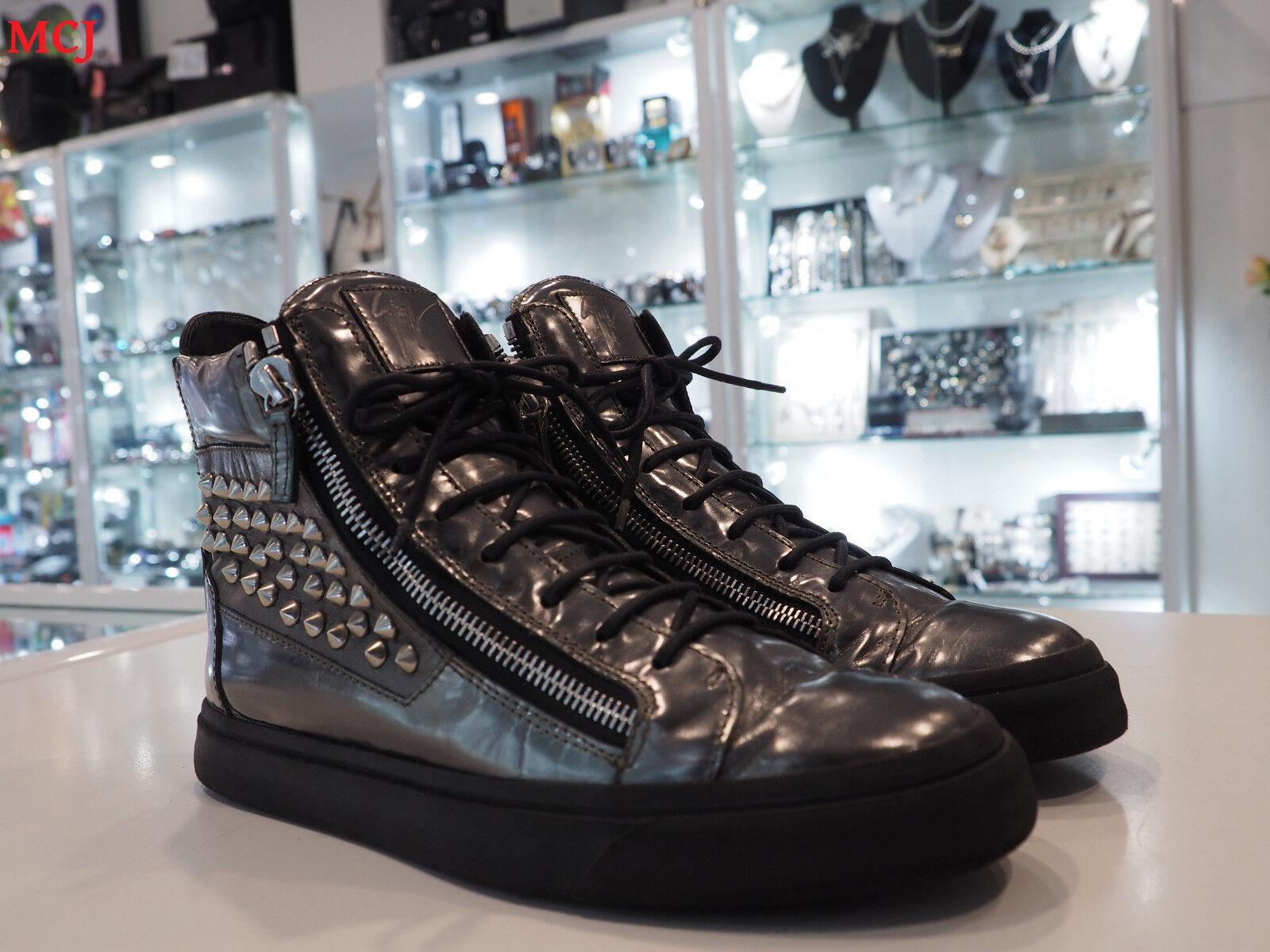Scarpe casual da uomo  Giuseppe Zanotti Spike Sneaker Size 44