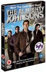 The Almighty Johnsons Season 1 Complete DVD UK TV Series Region 2