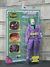 "UTILITY BELT JOKER VARIANT 1966 Classic BATMAN TV Series 8"" Inch Action Figure"