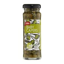 Coles Baby Capers 110g