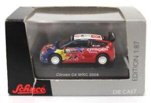 Schuco Citroen C4 WRC 2008