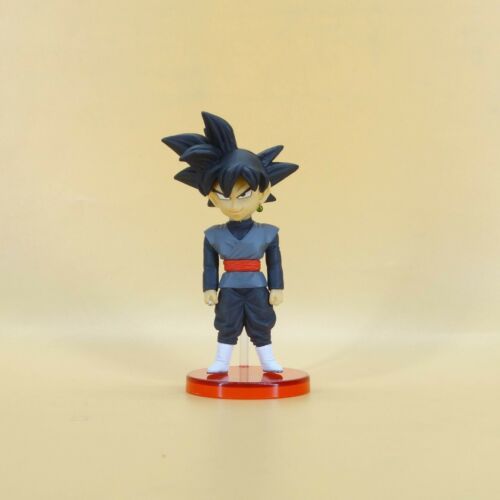 "Super DragonBall Z BZD GOKU-BLACK VEGETA DAIDHINKAN GOWASU JACO Statue figure 3/"""