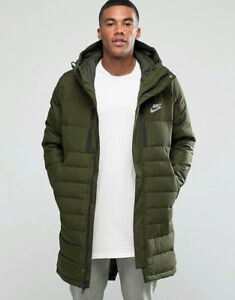 White Parka About New 807393 Nike Down Green Details Fill 222 Nsw Jacket Men pdXx7wZq