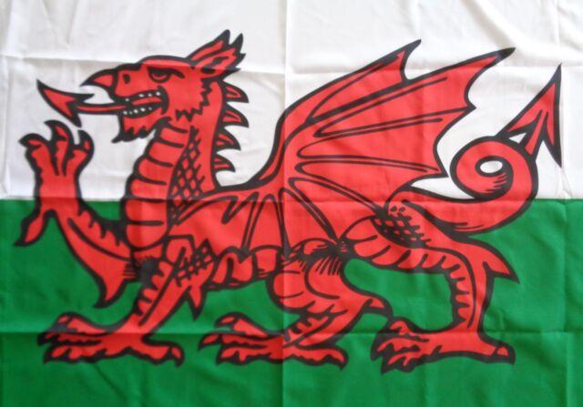 Wales Flag LARGE Welsh Flag  AUSPOST REGISTERED TRACKING