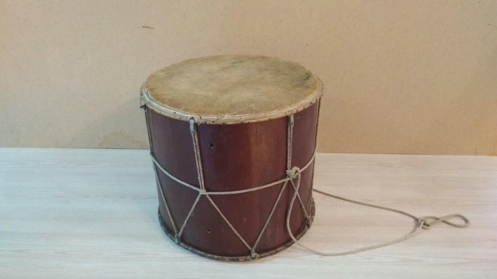 Vintage Armenian Drum Dhol 1970s.