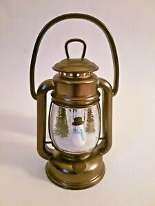 Bath-amp-Body-Works-Wallflower-Plug-in-Winter-Lantern-Scene-Nighlight-Snowman