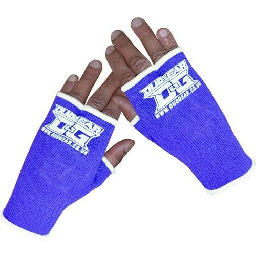 BLUE Boxing Pugno Mano Interna Bende Guanti WRAPS MMA