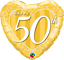 Happy-25th-40th-50th-60th-Anniversary-Birthday-Foil-Heart-Helium-Balloon-Decor