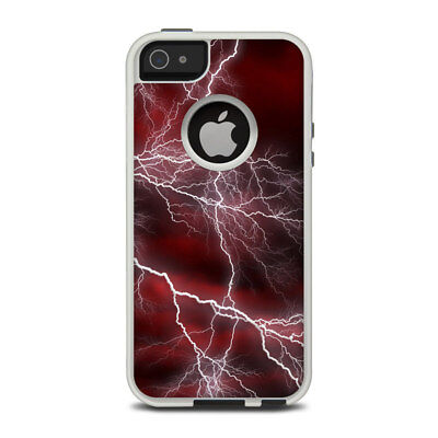 Skin for Otterbox iPhone 5/5S - Apocalypse Red - Sticker ...