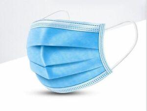 1 x Mundschutz Einweg Maske Mund Nase Pflege Maske gegen Staub Atemschutz M01 CE