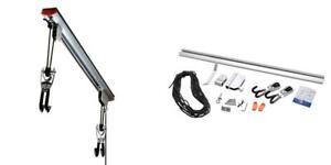 2007 RAD Cycle Products Highest Quality Rail Mount Heavy Duty Bike Hoist and