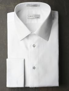 Ike-Behar-Pique-Regular-Collar-All-Cotton-French-Cuff-Tuxedo-Shirt