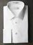Ike-Behar-Pique-Regular-Collar-All-Cotton-French-Cuff-Tuxedo-Shirt thumbnail 1