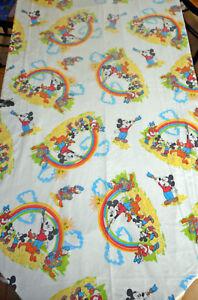 Housse De Couette Disney Mickey Walt Disney Productions Duvet Cover