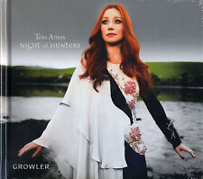 TORI AMOS - NIGHT OF HUNTERS DELUXE CD + DVD - ACOUSTIC ALBUM SONGS MUSIC VIDEO