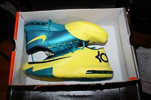 separation shoes b3cc0 b7a3c Image is loading New-Nike-KD-VI-6-Seat-Pleasant-Sonic-