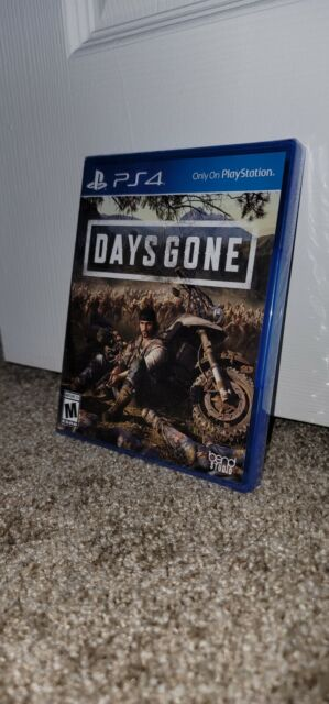 DAYS GONE, PLAYSTATION 4, BRAND NEW AND SEALED