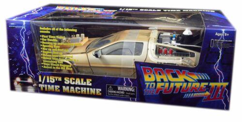 Ritorno al futuro III Back to the Future Delorean Time Machine 1:15 Diamond