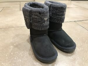 Warm Winter Bunny Boots Infant