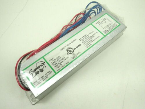 Superior Life 70189 Instant Start Fluorescent Ballast for F96T12 or F72T12 2