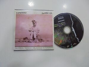 Manolo Garcia CD Single Spanisch Schuster 1998 Klappcover