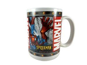 Sherwood-Brands-LLC-Marvel-Spider-Man-and-The-Incredible-Hulk-Coffee-Tea-Cup-Mug