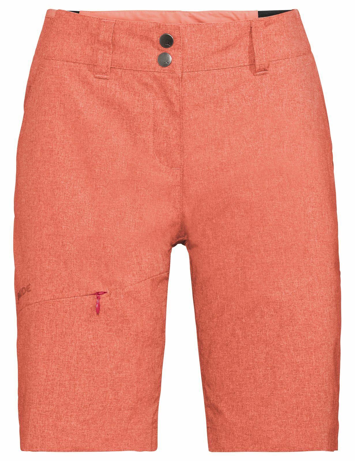 Vaude Womens Hiking Outdoor Leisure Short Women's Skomer Shorts  II Pink  offering 100%