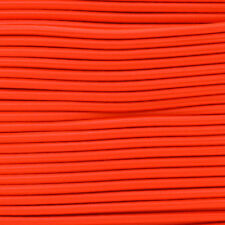 Paracord Planet 316 Inch Elastic Bungee Shock Cord Solid Colors Usa Made