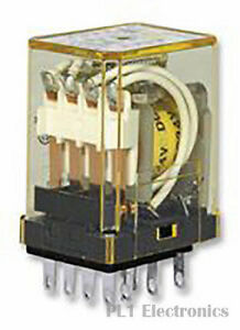 SPDT 24 VDC 10 A Relé de propósito general alimentación serie 36