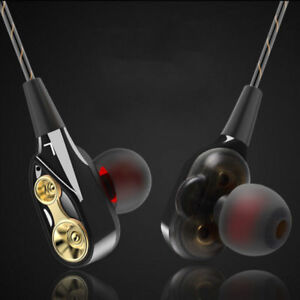 4-Altavoces-Inalambricos-Estereo-Bluetooth-Auriculares-Auriculares-Auriculares-Sports-Gym-Bass