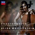 Shostakovich: Cello Concertos Nos. 1 & 2 (CD, Sep-2016, Decca)