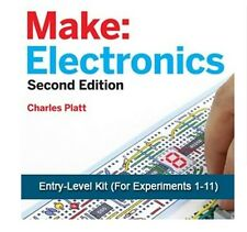 MAKE ELECTRONICS ENTRY LEVEL EXPERIMENTS 1-11 PARTS KIT for STEM Classes