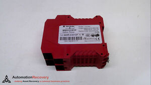ALLEN BRADLEY 440R-C23137 SERIES B GUARD MASTER SAFETY RELAY SUPPLY #221893