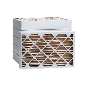 Tier1 14x14x1 Merv 11 Pleated AC Furnace Air Filter 6 Pack