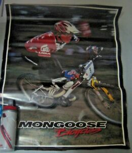 1996-Mongoose-Bicycles-Poster-Authentic-Cycling-BMX-Bicycle-Collectible