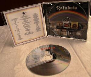 RAINBOW On Stage CD Neuwertig LIVE-ALBUM Meisterwerk ROCK-KLASSIKER Topkauf KULT