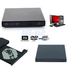 Lot 2x External HDD USB 2.0 LightScribe DVD-ROM CD-RW DVD-RW DVD+RW Burner Drive