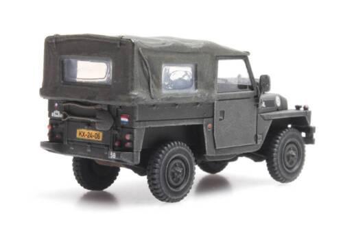 Artitec 6870213 NL Land Rover 88 lightweight H0 1:87 Fertigmodell Jeep Resin