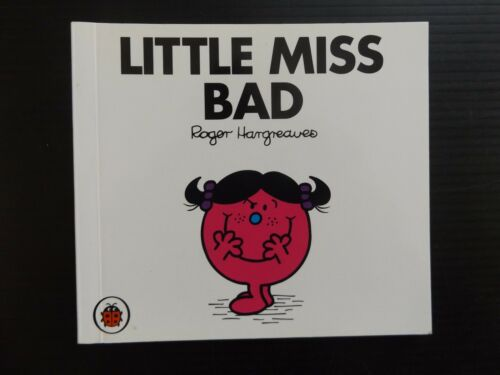 1 of 1 - | @Oz |  MY LITTLE MISS LIBRARY #32 : Little Miss Bad By Roger Hargreaves, 2010