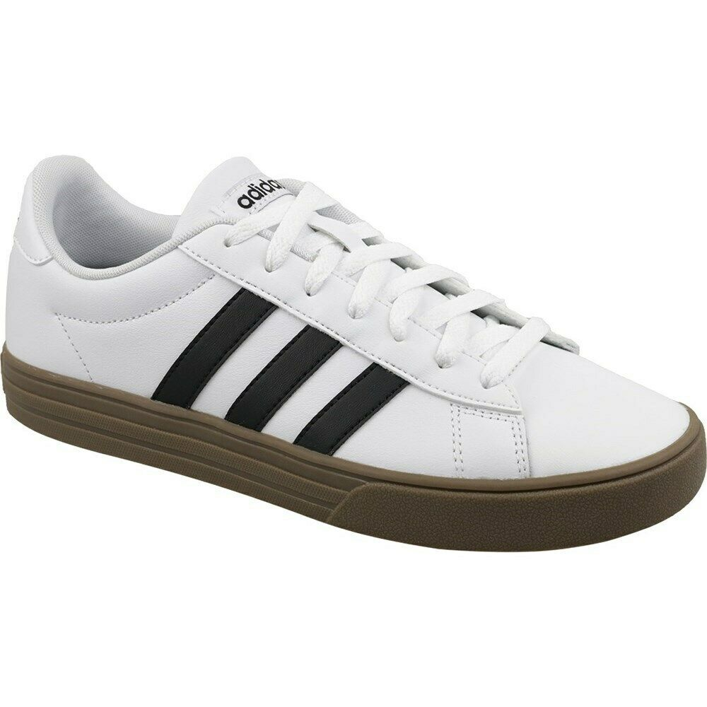 Shoes Universal Men Adidas Daily 20 F34469 White