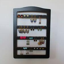 EARRING RACK, jewelery rack, earring holder, jewelry storage, display WALL mount
