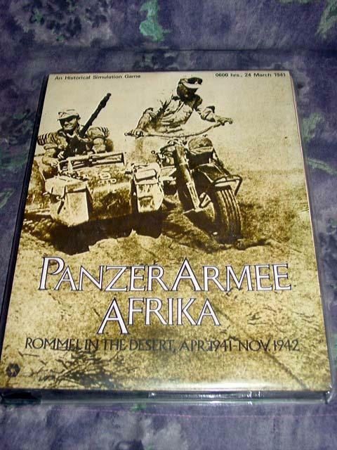 Spi-Panzerarmee Afrika-Rommel dans le désert AVR 1941-Nov. 1942 (poinçonné)  2