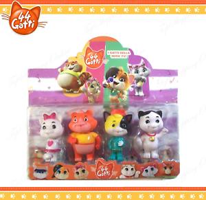 44 gatti personaggi giocattoli